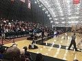 Saint Joseph's Hawks at Princeton Tigers men's basketball 2018.jpg