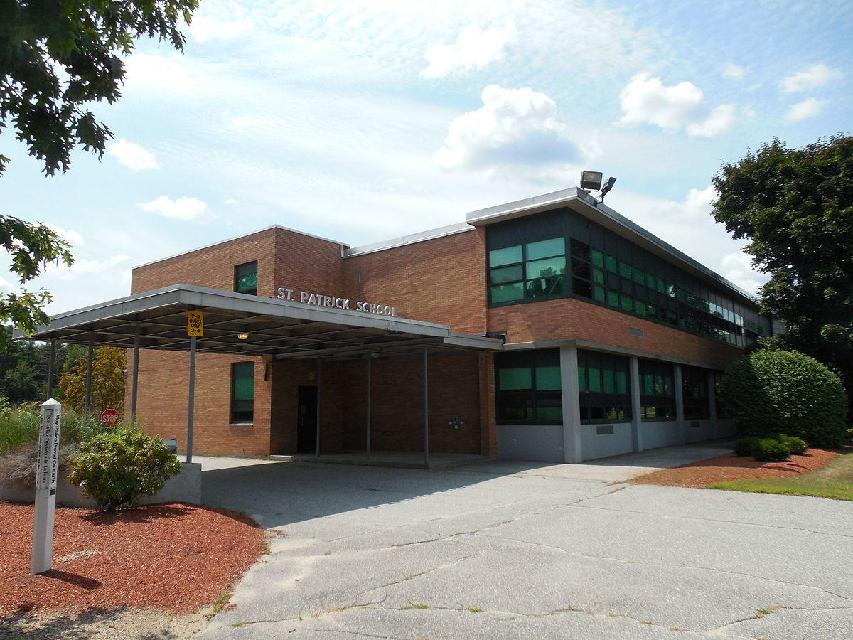 saint patrick school  pelham  new hampshire