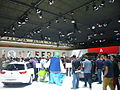 Saló de l'Automòbil 2013 - Seat Exeo.JPG