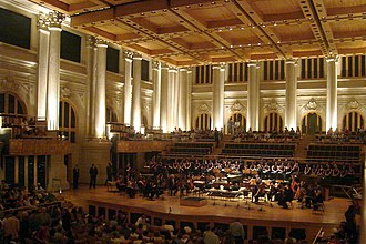 Orquestra Sinfônica do Estado de São Paulo - Sala São Paulo