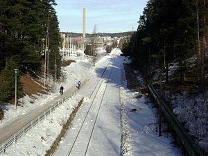Lahti Ski Games - Salpausselän seisake