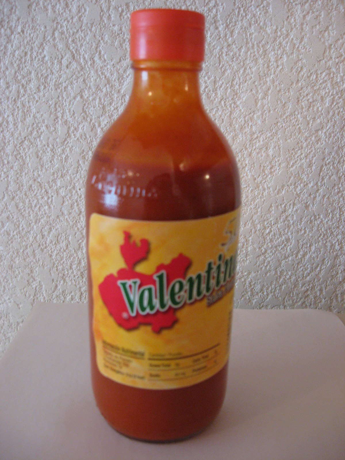 Valentina Hot Sauce Wikipedia
