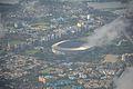 Salt Lake Stadium - Aerial View - Kolkata 2016-08-04 5680.JPG