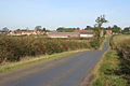 Saltby from the Sproxton road - geograph.org.uk - 589056.jpg