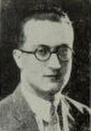 Samuel J. Briskin - Briskin in 1936