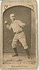 Sam Barkley, Pittsburgh Alleghenys, baseball card portrait LCCN2007680726.jpg