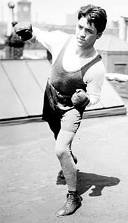 Sammy Mandell American boxer