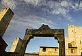 San Gimignano - Cistern and Sky (4248394855).jpg