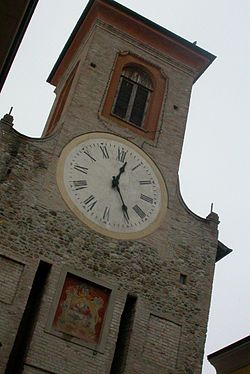 San Polo d'Enza - Clock tower.jpg