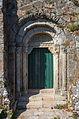 San Xulián de Moraime. Muxía. Galiza. Portal.jpg