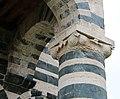 San michele di murato, facciata, con rilievi del 1140 ca. 07.jpg