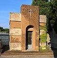 San vincenzo, cimitero, cappella nannini, 01.jpg