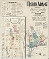 Sanborn Fire Insurance Map from North Adams, Berkshire County, Massachusetts. LOC sanborn03806 001-1.jpg