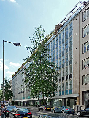 Sanderson Hotel - Image: Sanderson Hotel, Berners Street