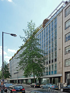 Sanderson Hotel London England