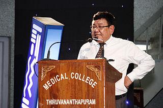 Sanduk Ruit Nepalese surgeon