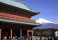Sanmon of Taiseki-ji in Shizuoka, Japan.jpg