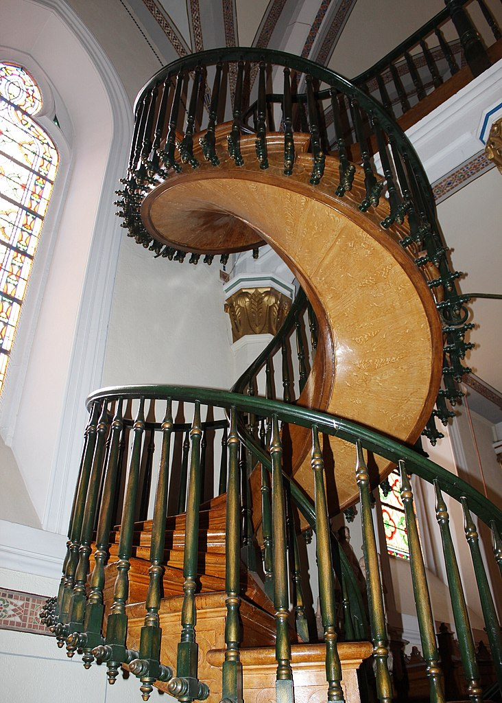 File Santa Fe USA NM The Loretto Chapel Mysterious