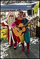 Santa at Brisbane Wednesday Markets-2 (16038680801).jpg
