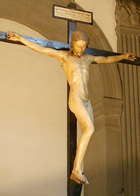 Image illustrative de l'article Crucifix de Santo Spirito