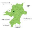 Sasaguri in Fukuoka Prefecture.png