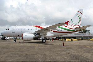 Saudi Red Crescent Authority - Saudi Red Crescent Airbus A318.