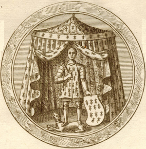 John V, Duke of Brittany