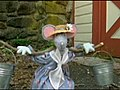"Scene from ""A Tale of Two Mice"" is an app that showcases the unique marionette puppetry of Sydney Delle Donne and her ""Country Mouse Puppets"" marionette studios.jpg"