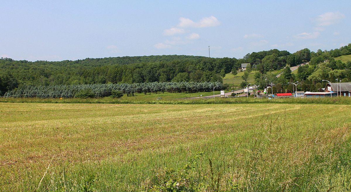 Lehman Township Luzerne County Pennsylvania