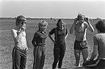 Schaatsers maken parachute-sprong bij paraclub Icaras, Bestanddeelnr 926-4872.jpg