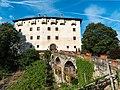 Schloss Katzenzungen, Prissian, Jakobsweg zwischen Meran und Bozen, Trentino, Südtirol, Italien - panoramio (2).jpg