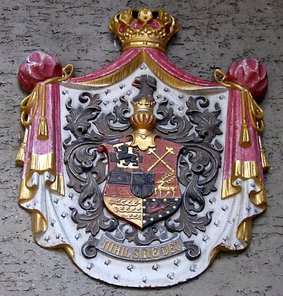 Schloss Sigmaringen Wappen