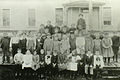 School children in front of Beaverton School (Beaverton, Oregon Historical Photo Gallery) (21).jpg