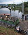 Schwabenheim Kraftwerk Schwemmgut.jpg