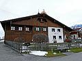 Schwangau - Horn - Frauenbergstr Nr 56 Beim Bascheler v S.JPG