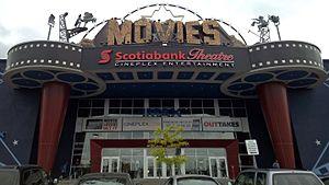Scotiabank Theatre - Ottawa, Ontario