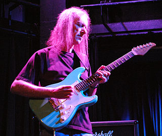 Scott Henderson jazz fusion and blues guitarist