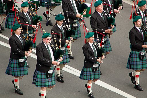 Scottish Bagpipers-4271