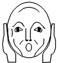 US Department of Energy Scream Scream face from US DOE Waste Isolation Pilot Plant plan.png