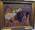 Scuola fiorentina, nascita del battista, xv sec.JPG