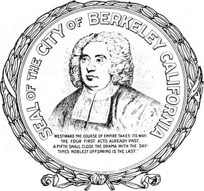 Seal of Berkeley, California