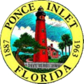 Seal of Ponce Inlet, Florida.png