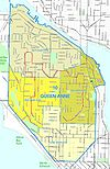 Seattle - Queen Anne Boulevard map.JPG