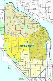 Queen Anne Boulevard Wikipedia