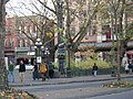 Seattle - across Pioneer Square to Merchants Cafe.jpg