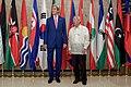 Secretary Kerry Poses With Philippines Foreign Secretary Yasay (28580945885).jpg