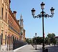 Sede de la Presidencia de la Junta de Andalucía. Antiguo Palacio de San Telmo.JPG