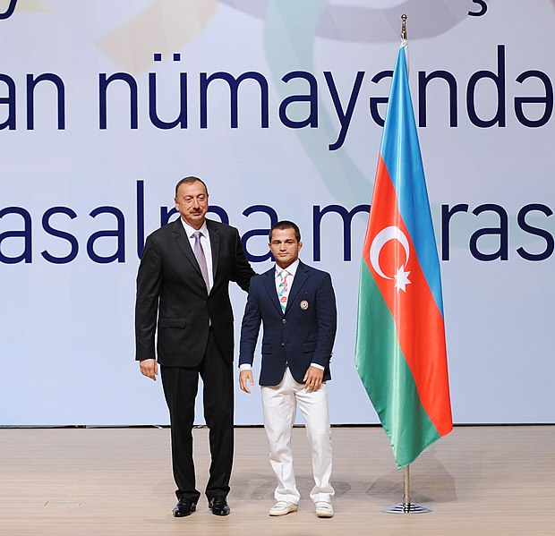 File:Seeing-off ceremony for Azerbaijani sportsmen to represent the country at the London 2012 Summer Olympic Games 6.jpg