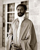 Haile Selassie's reign as emperor of Ethiopia is the best known and perhaps most influential in all the nation's history. He is seen by Rastafarians as Jah incarnate.