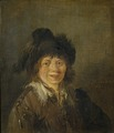 Selfportrait (Isaack van Ostade) - Nationalmuseum - 17560.tif